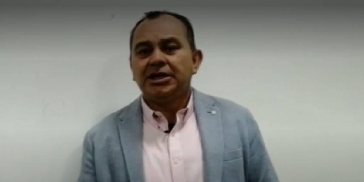Mujer denuncia que concejal de Zipaquirá la golpeó durante un autoconcierto