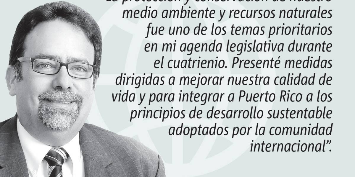 Opinión de Denis Márquez: Patria nueva, patria verde