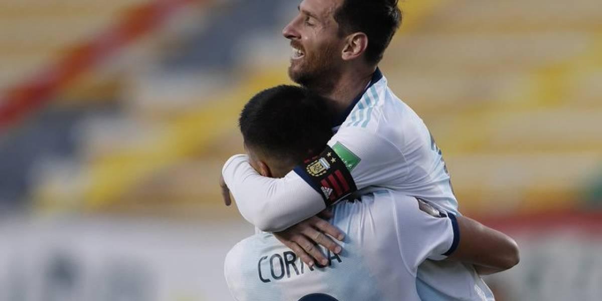 Estas son las veces que Lionel Messi perdió la cabeza en la cancha