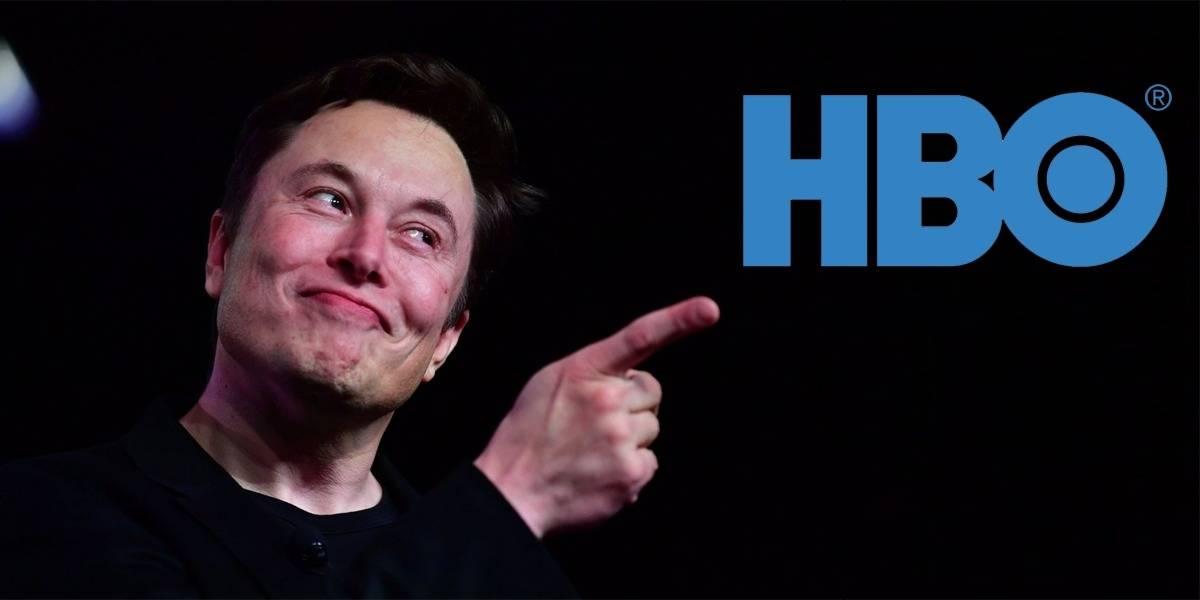 SpaceX y Elon Musk tendrán su propia serie de TV en HBO, no es broma