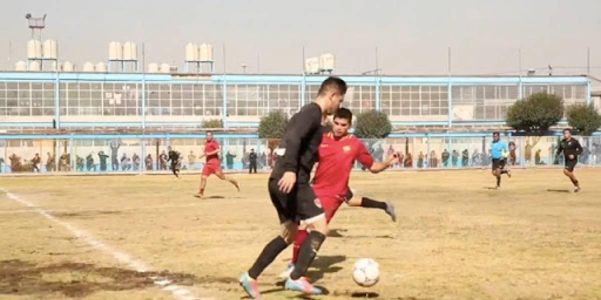 """Fútbol en las cárceles mexicanas: melancolía, pasión y """"libertad"""""""