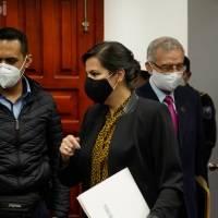 """María Paula Romo: """"Exijo que mi juicio político sea presencial y que quienes me interpelan den la cara"""""""