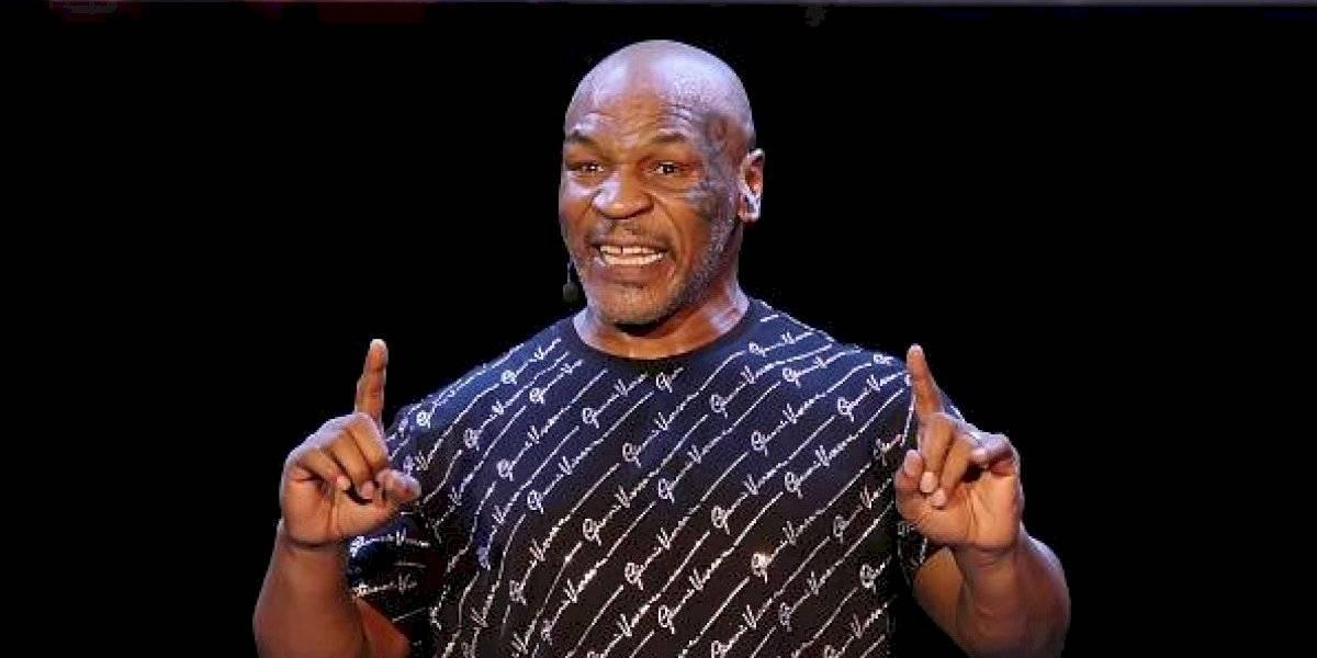 Estado de salud de Mike Tyson preocupa tras balbucear y casi quedarse dormido durante una entrevista