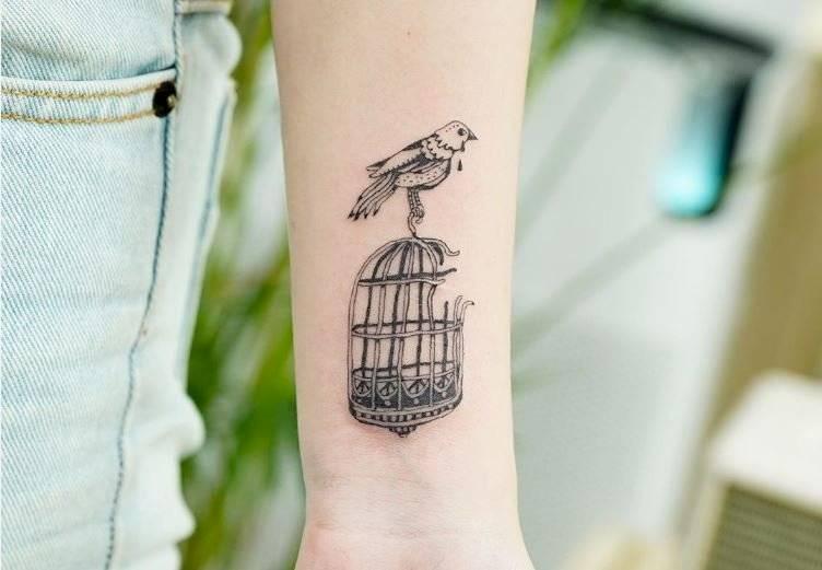 Tatuajes de aves