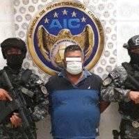 Capturan a El Azul, sucesor de El Marro frente al Cártel Santa Rosa de Lima