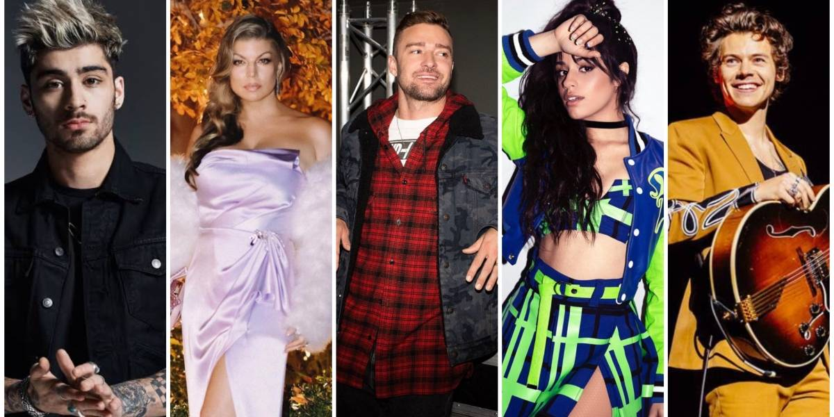 5 famosos cantantes que tuvieron más éxito alejados de los grupos que los dieron a conocer