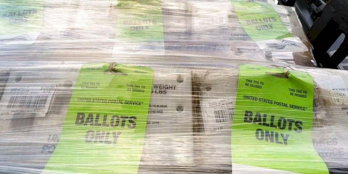 Elecciones en Estados Unidos: ¿Los votos por correo llegarán a tiempo?