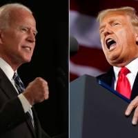 Trump y Biden competirán en televisión