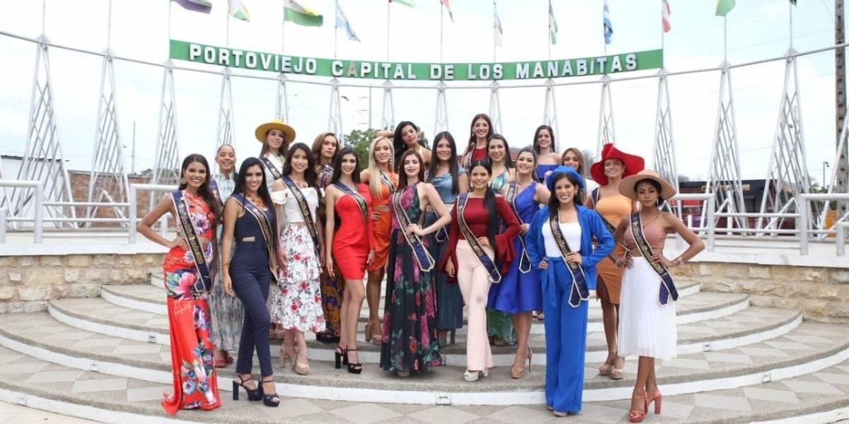 Ellas son las 20 candidatas que participarán este 17 de octubre en Miss Ecuador 2020