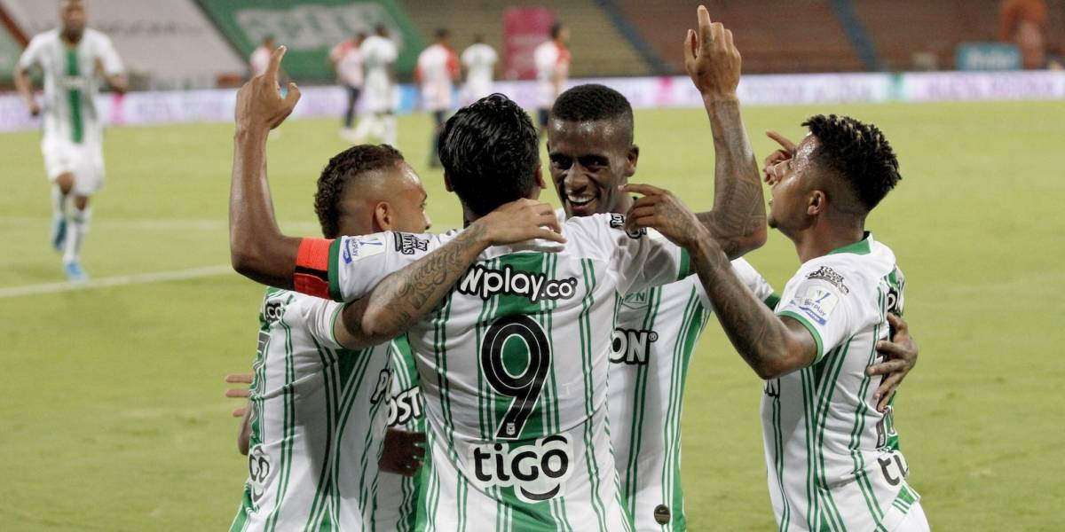 Rionegro Águilas vs. Nacional   EN VIVO ONLINE GRATIS Link y dónde ver en TV Fecha 14 Liga BetPlay: alineaciones, canal y streaming