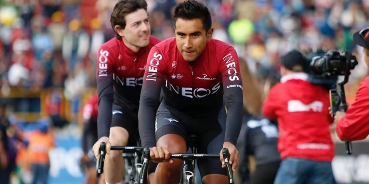 ¡Un ecuatoriano conquista Italia y Sudamérica lo celebra! Jhonatan Narváez da el golpe en el Giro
