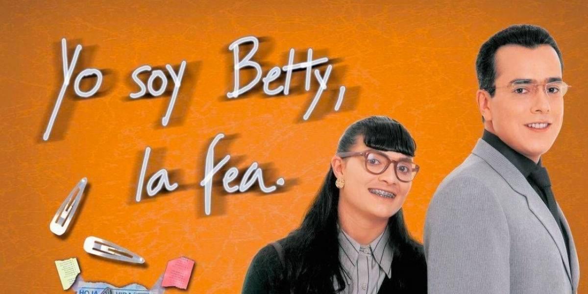 Fotos de 'Betty, la fea', completamente desnuda, han hecho que varios quieran repetir la novela