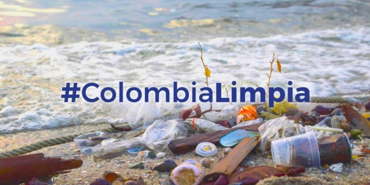#ColombiaLimpia, la nueva campaña de Caracol para cuidar el medio ambiente