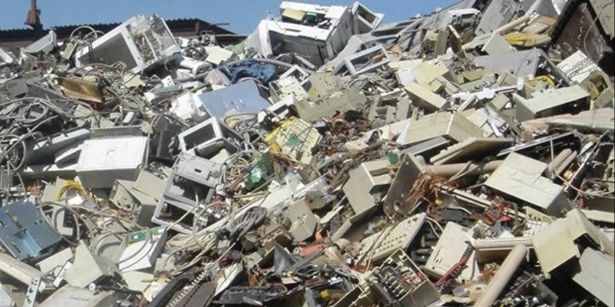 El Reino Unido quedó como el segundo territorio que más desechos electrónicos per cápita genera, hicieron un llamado a revertir el daño