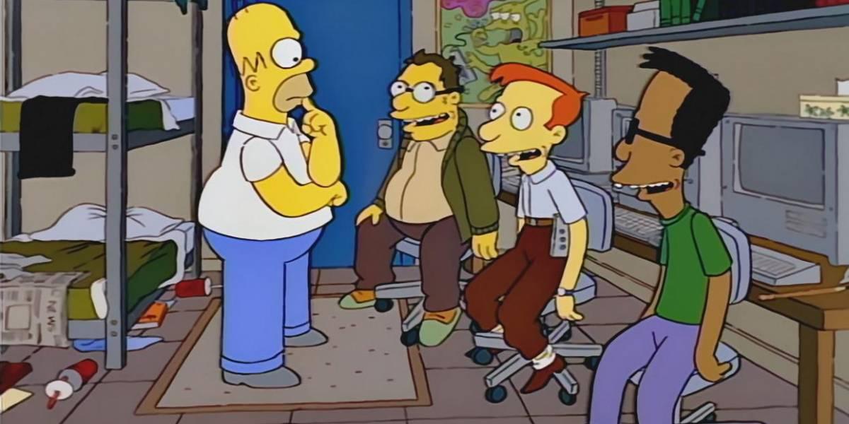 Los Simpson es el mejor programa para aprender inglés, según un estudio