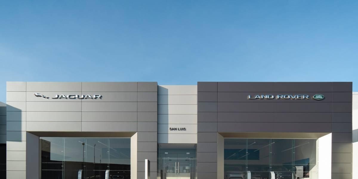 Jaguar Land Rover inaugura distribuidor en San Luis Potosí
