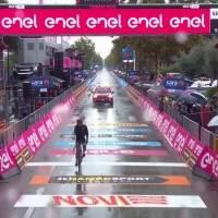 Jhonatan Narváez, ganador de la etapa 12 del Giro de Italia