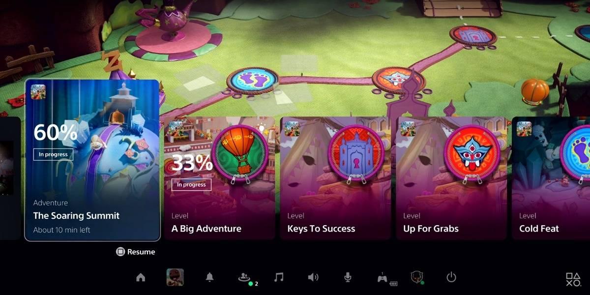 PS5 por fin muestra su interfaz en un video y estamos impresionados