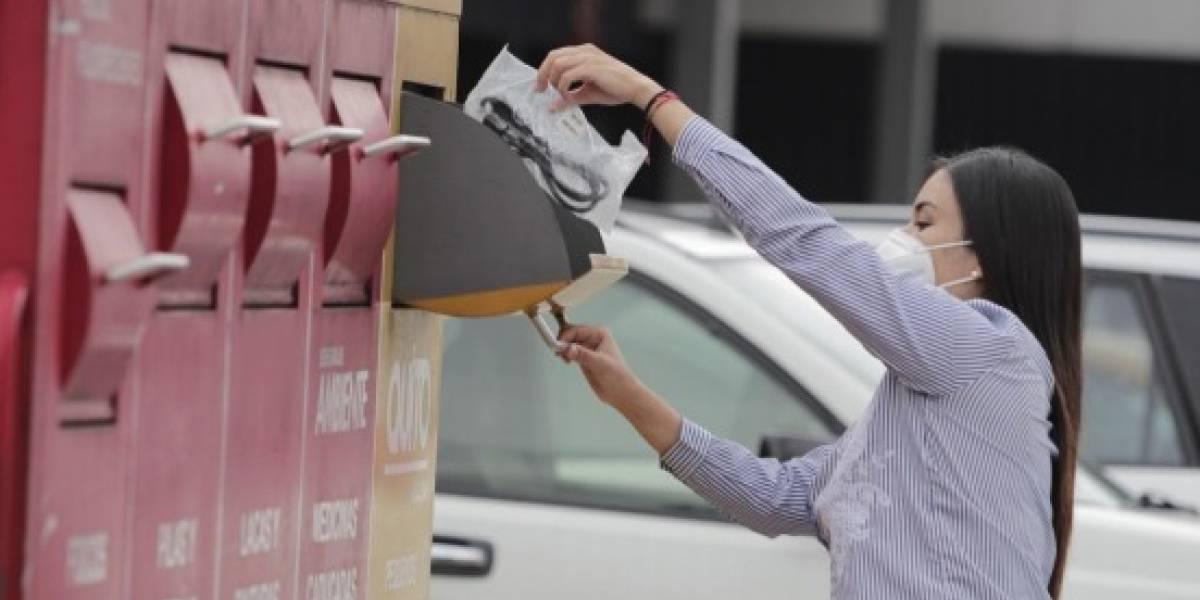 Quito recolectó menos de la mitad de residuos domésticos especiales y peligrosos que en 2019