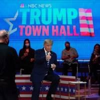 Trump consideraría irse de Estados Unidos si pierde las elecciones
