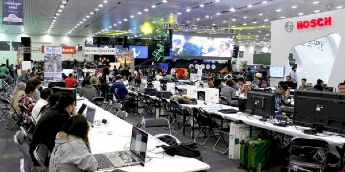 El hackathon de Talent Network México y SICyT