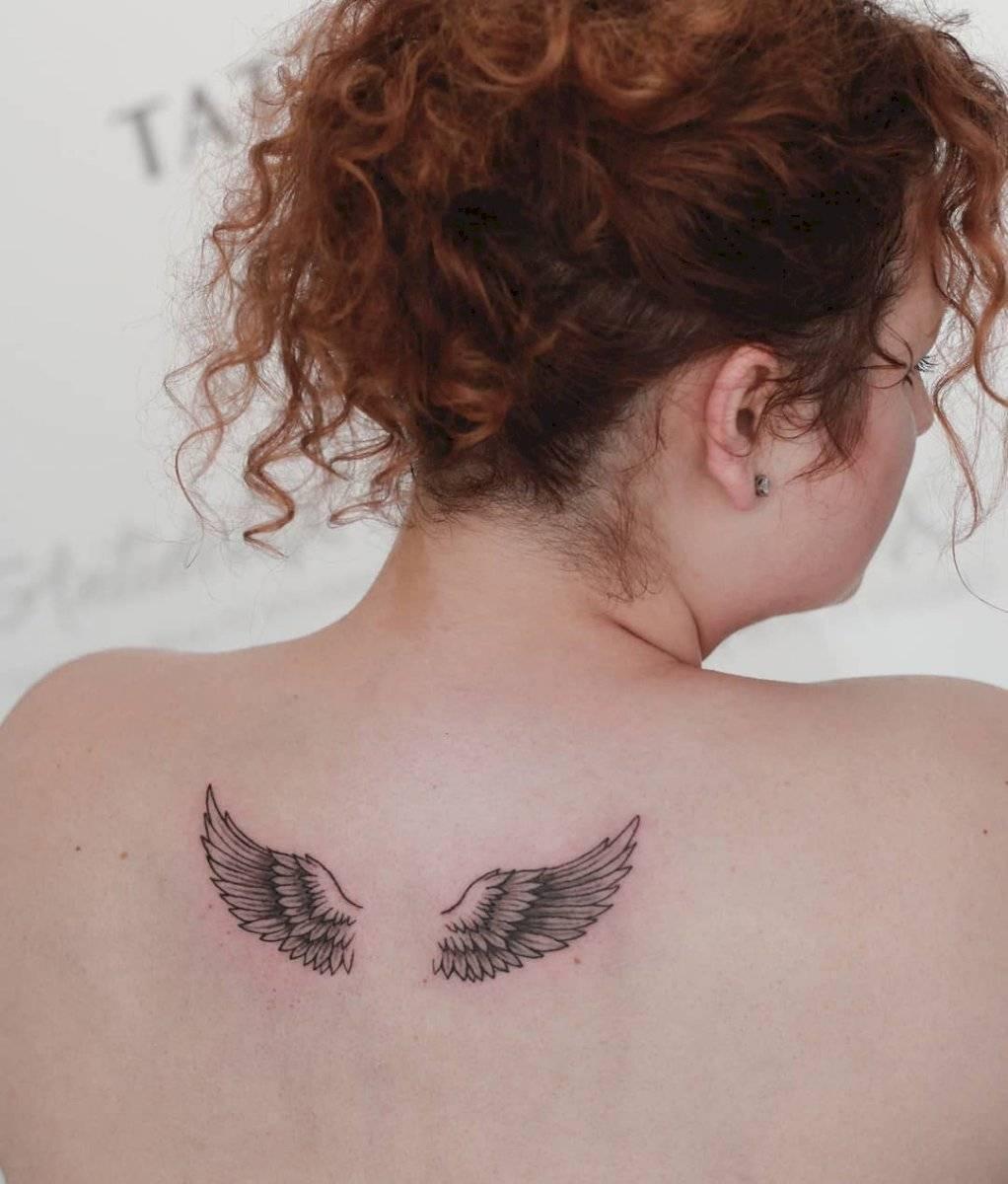 Tatuajes Con Alas Para Mujeres Que Vuelan Alto Hasta Lograr Sus Suenos Nueva Mujer