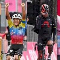 Giro de Italia: revive las increíbles victorias de Carapaz, Caicedo y Narváez
