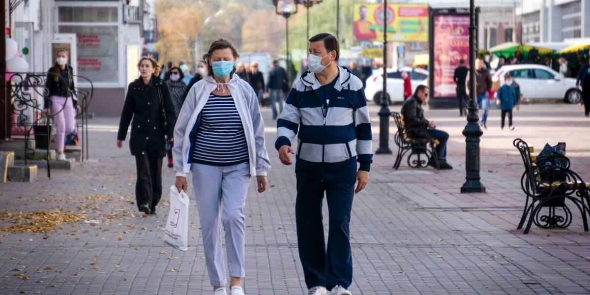 Coronavirus.- Rusia marca nuevo récord al superar por primera vez los 15.000 casos de coronavirus en un día