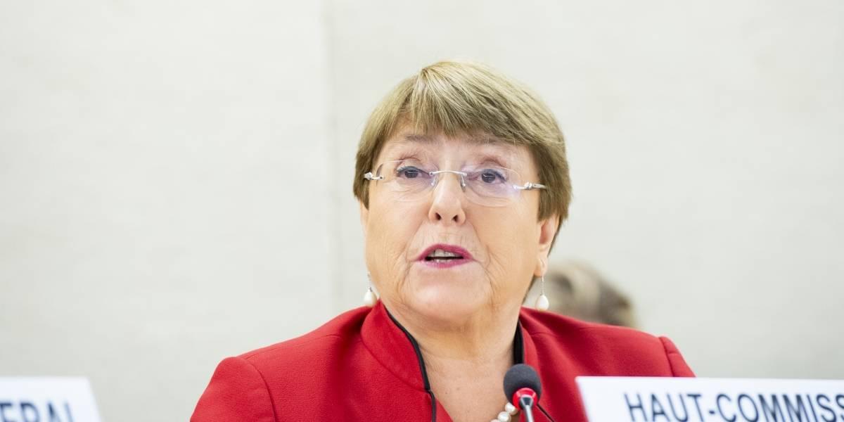 """Bolivia.- Bachelet llama a evitar """"actos de violencia"""" que impidan unas elecciones pacíficas en Bolivia"""