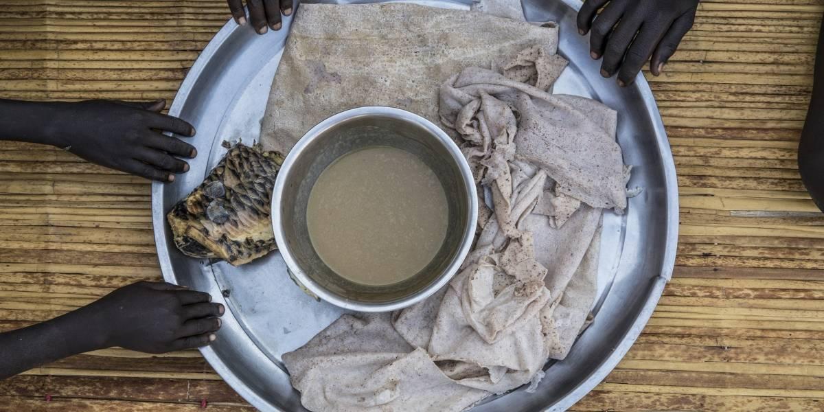 DDHH.- Un plato básico de comida se convierte en un lujo en el África Subsahariana