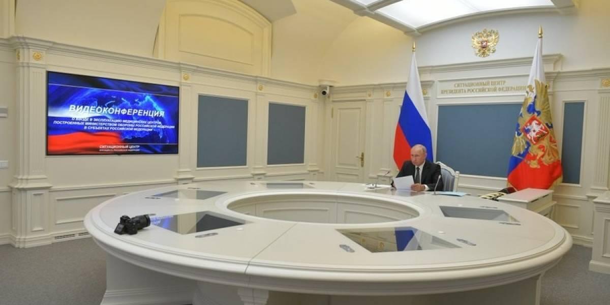 Rusia/EEUU.- Putin propone prorrogar un año el tratado de reducción de armas estratégicas START