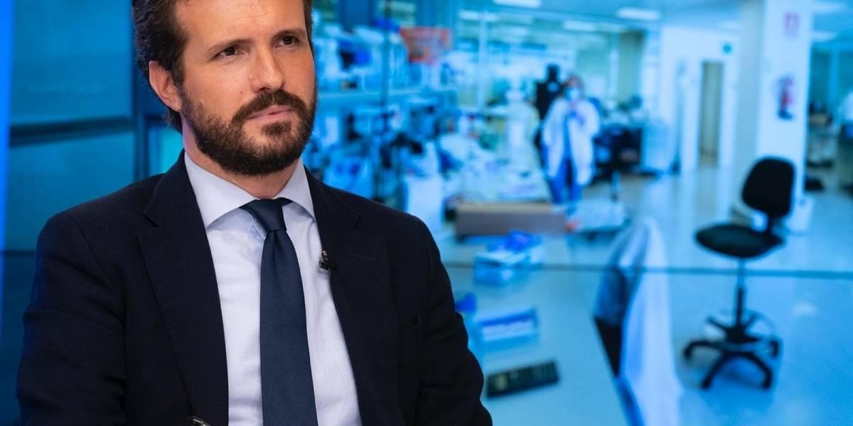 España.- Casado pregunta a Sánchez qué más le tiene que decir la UE para que retire su reforma judicial del CGPJ
