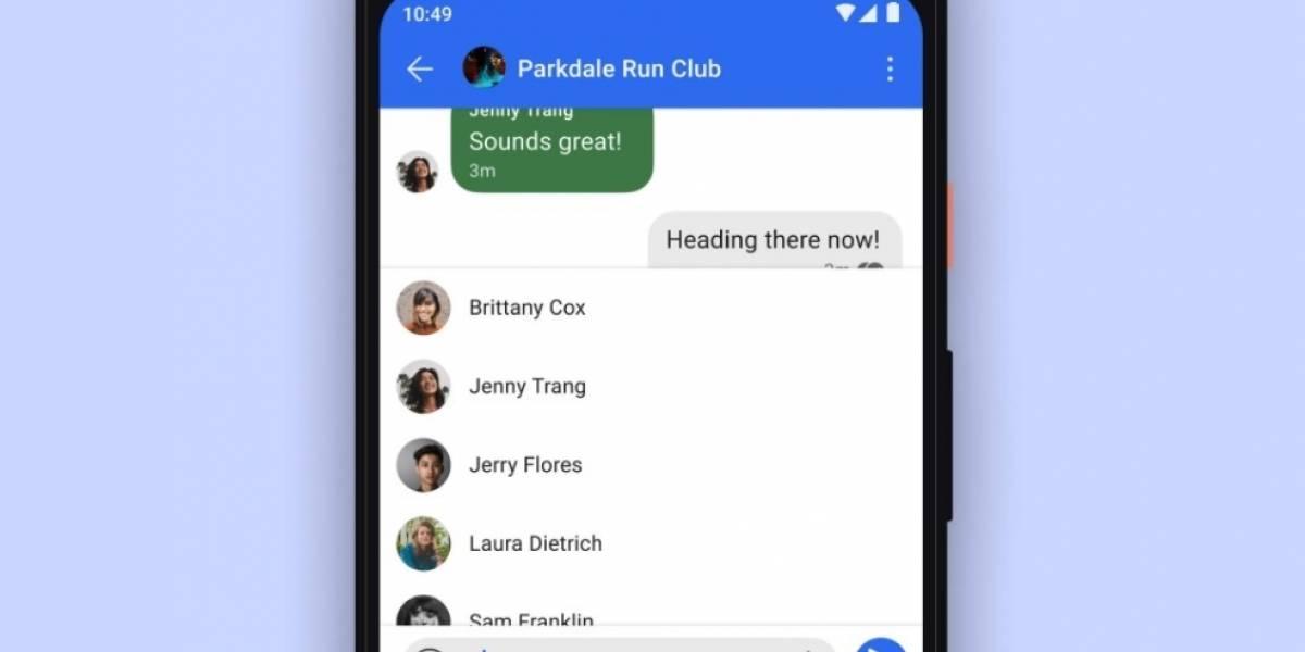 Portaltic.-Los nuevos grupos de Signal ya pueden establecer administradores y mencionar a los miembros de forma individual