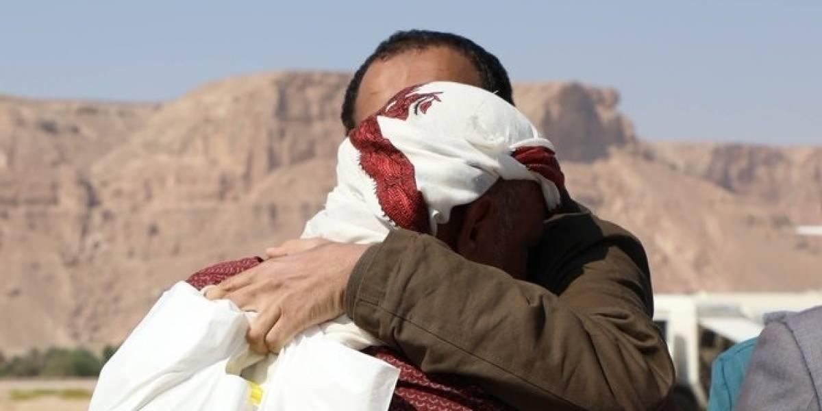 Yemen.- El Ejército yemení y los huthis completan el intercambio de prisioneros estipulado en los esfuerzos de paz