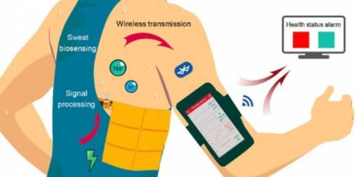 Ciencia.-Nuevo dispositivo alimenta sensores portátiles con el movimiento humano