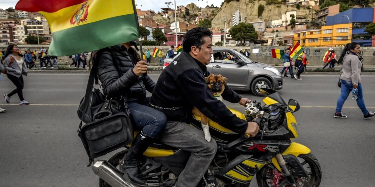 """Bolivia.- Bolivia avanza la existencia de un """"operativo"""" para """"frenar la desestabilización"""" el día de las elecciones"""