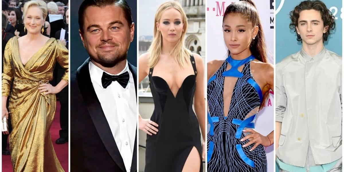 Jennifer Lawrence protagonizará nueva película de Netflix, al lado de súper estrellas de Hollywood