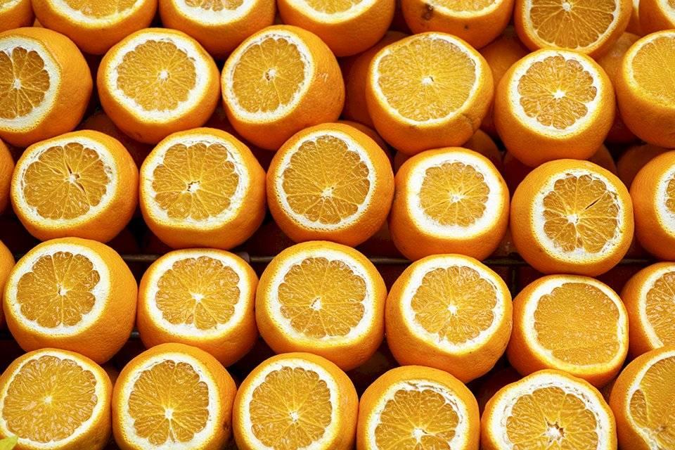 Cítricos y otros alimentos veganos para mejorar el sistema inmune