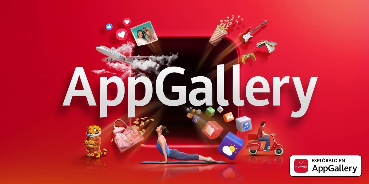 AppGallery continúa consolidándose como una de las tiendas de aplicaciones más confiables de la industria