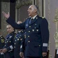Audiencia inicial de Salvador Cienfuegos en EU dura sólo 5 minutos