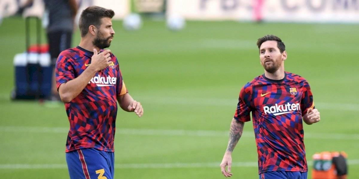 Jugadores del Barça se niegan a nueva rebaja salarial