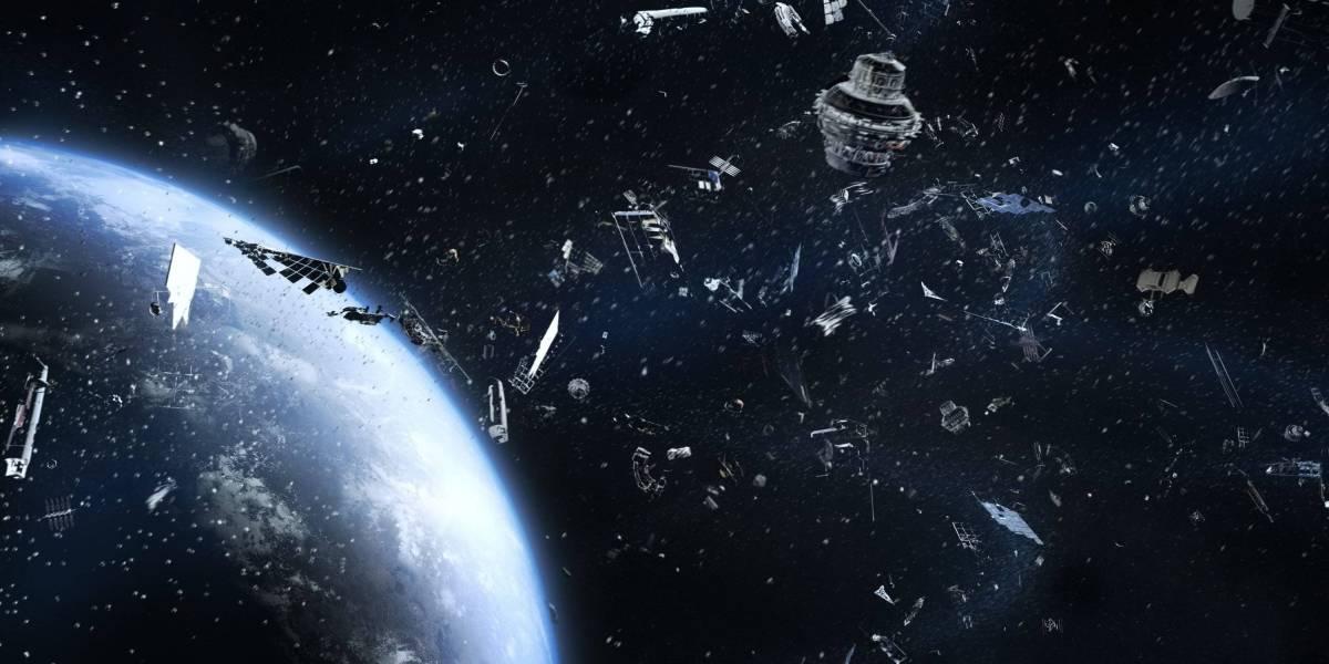 Dos objetos espaciales de China y Rusia estuvieron a poca distancia de colisionar en la órbita de la Tierra