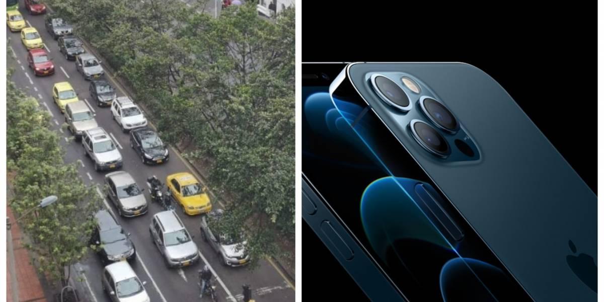 Diez carros que puede comprar en Colombia más baratos que el iPhone 12 Pro Max