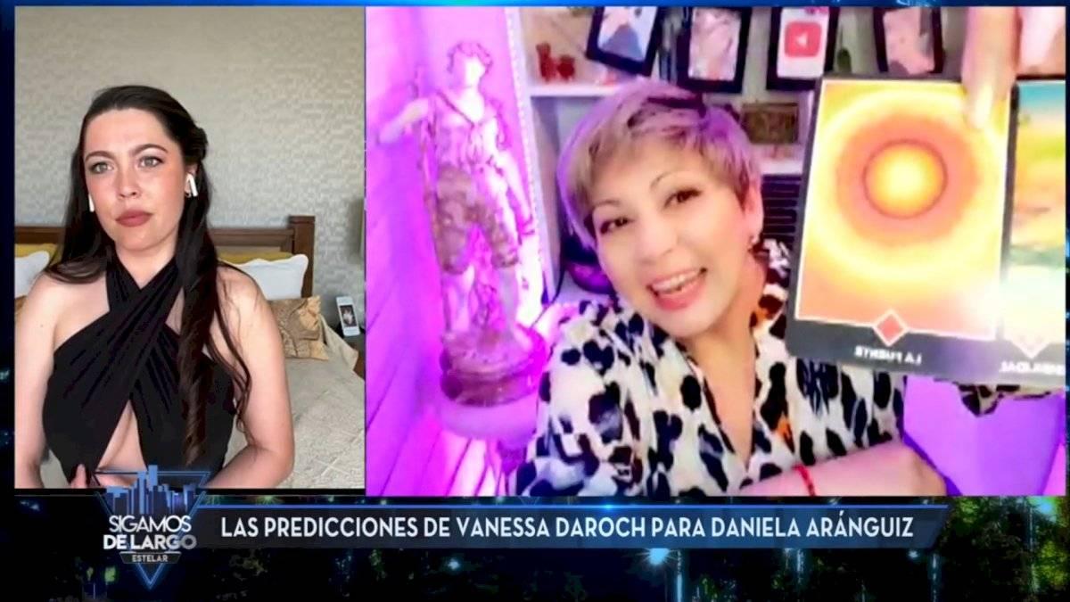 Daniela Aránguiz en Sigamos de Largo