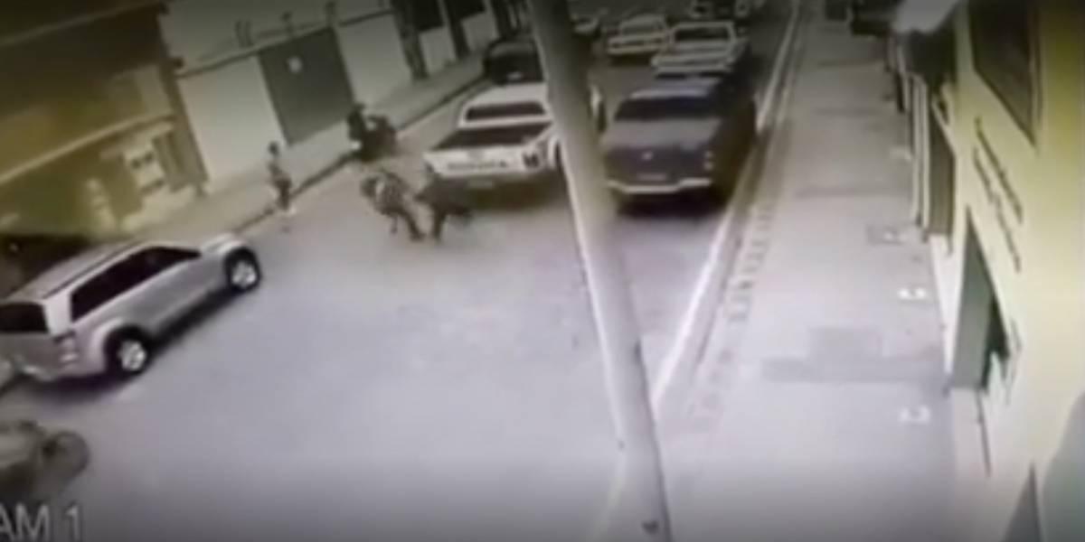 Detenidos los sujetos que le dispararon en la pierna a mujer en un intento de robo en Cuenca