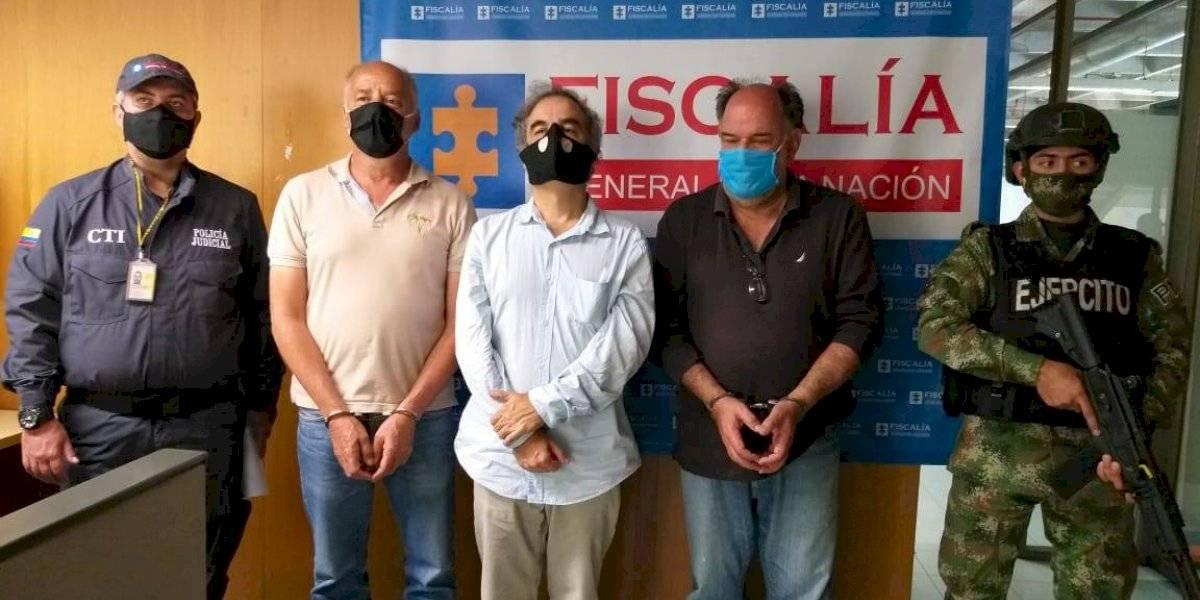 Casa por cárcel para tres presuntos responsables de las fallas estructurales del edificio Bernavento de Medellín