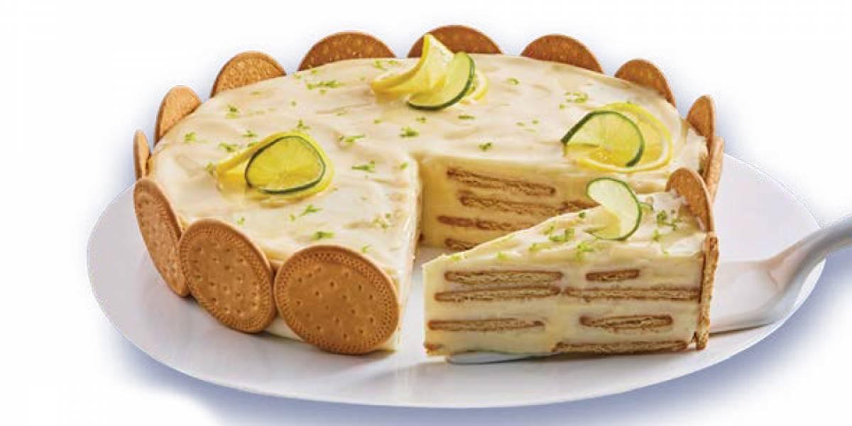 Prepara una 'Carlota' de limón y corónate como los grandes en tu cocina