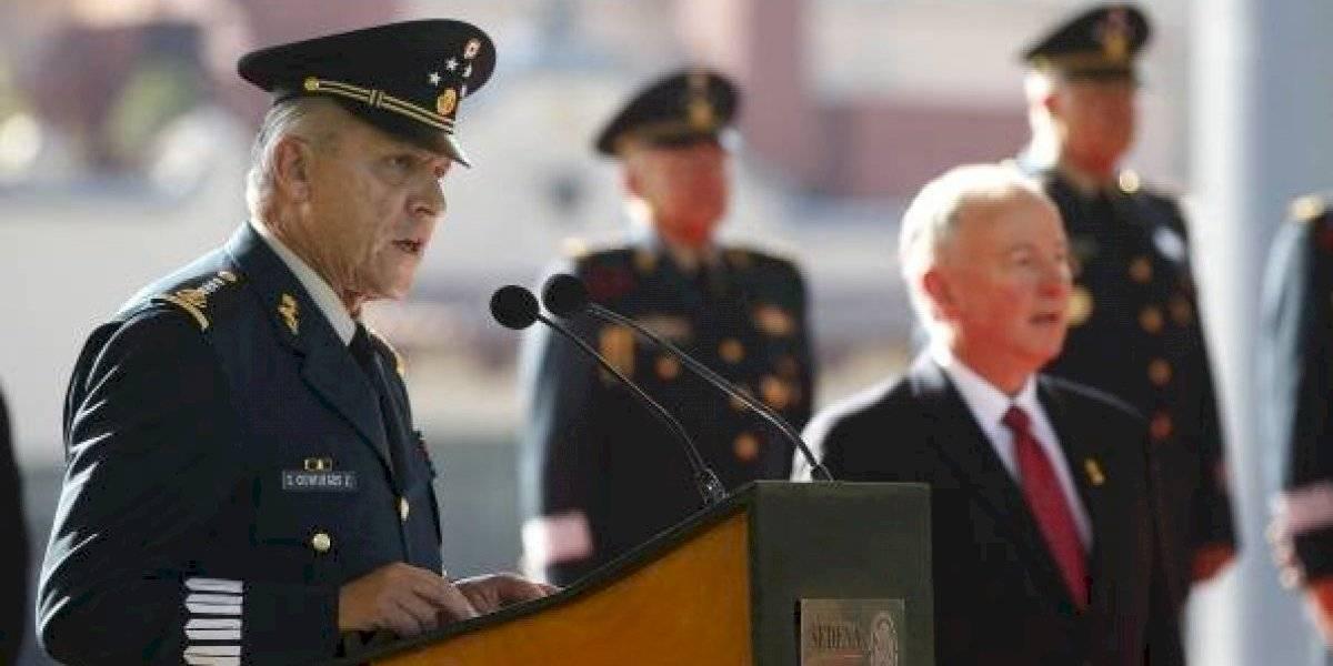 Estados Unidos arresta y acusa de narcotráfico a exsecretario de Defensa de México