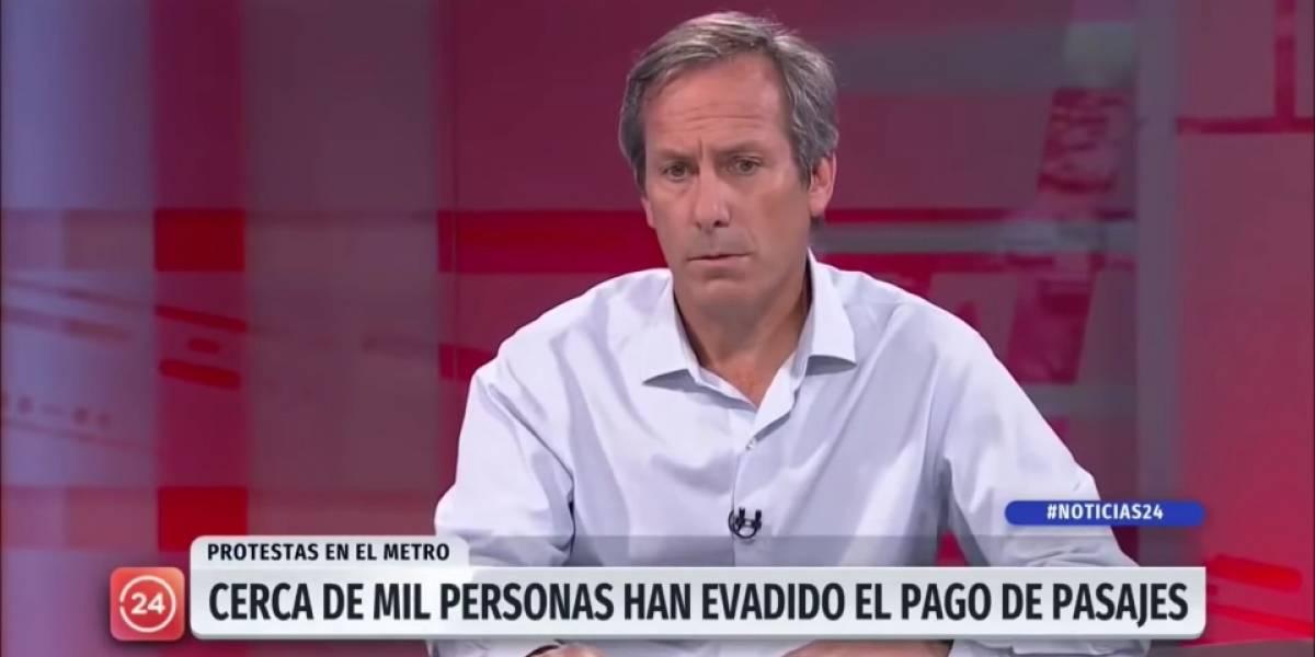 """""""Cabros, esto no prendió"""": la recordada frase de Clemente Pérez cumple un año y se toma las redes"""