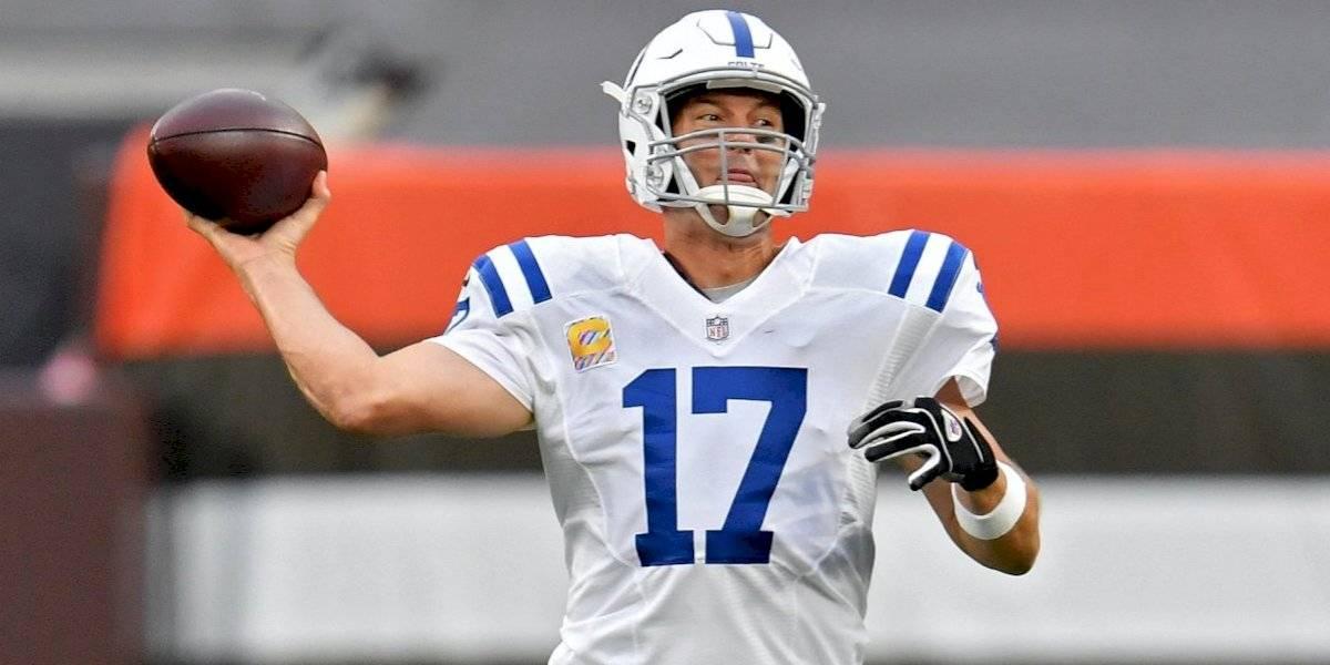 Segundas pruebas de Covid-19 de Colts dan negativo